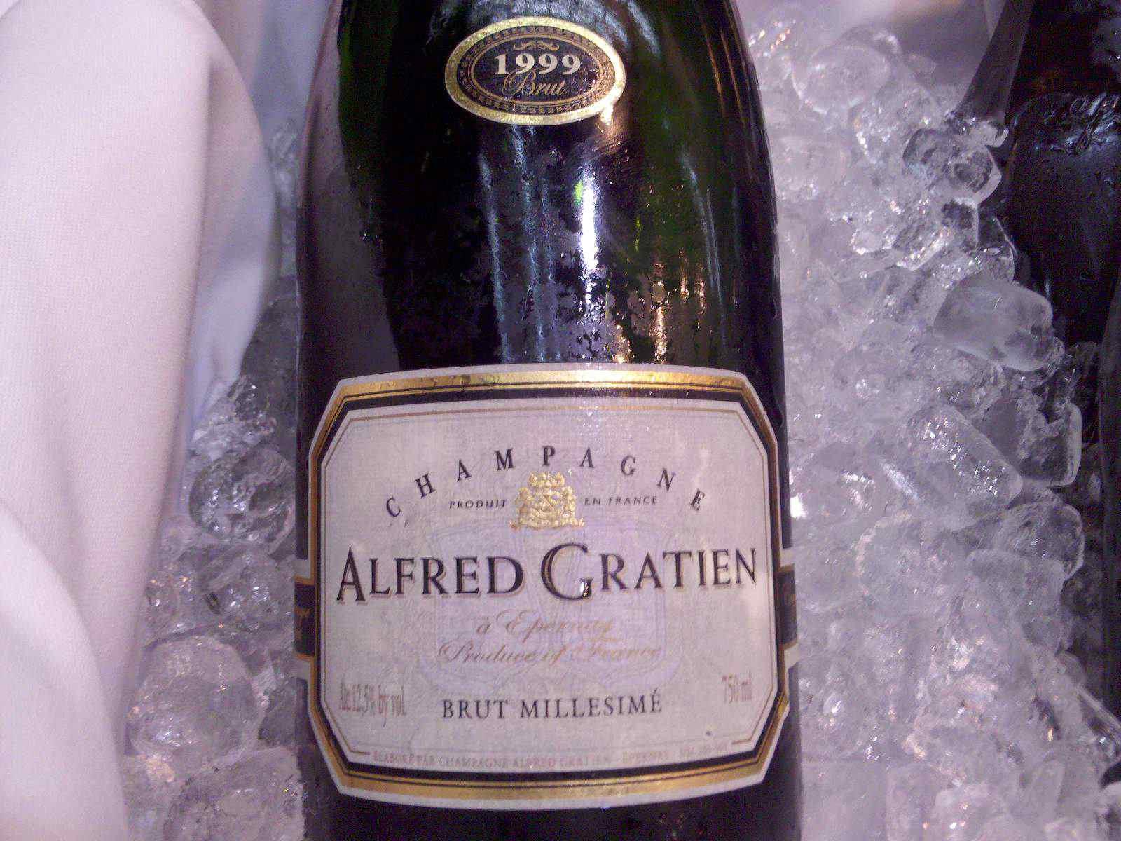 1999 Alfred Gratien Brut