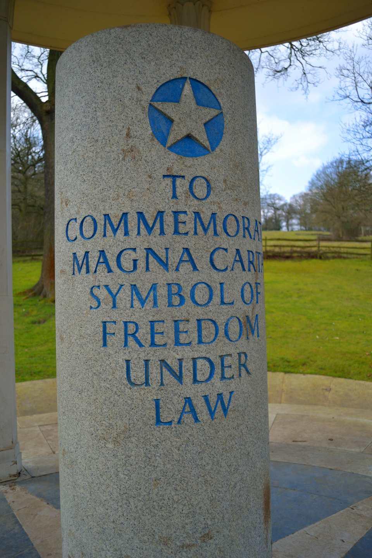 Runnymede monument
