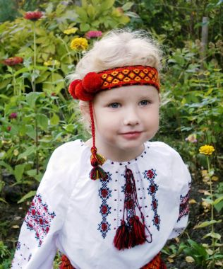 National Ukrainian Costumes Traditional Clothing