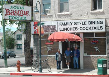 Reno Nevada Basque Restaurants Food Dining Family Style Eating Out
