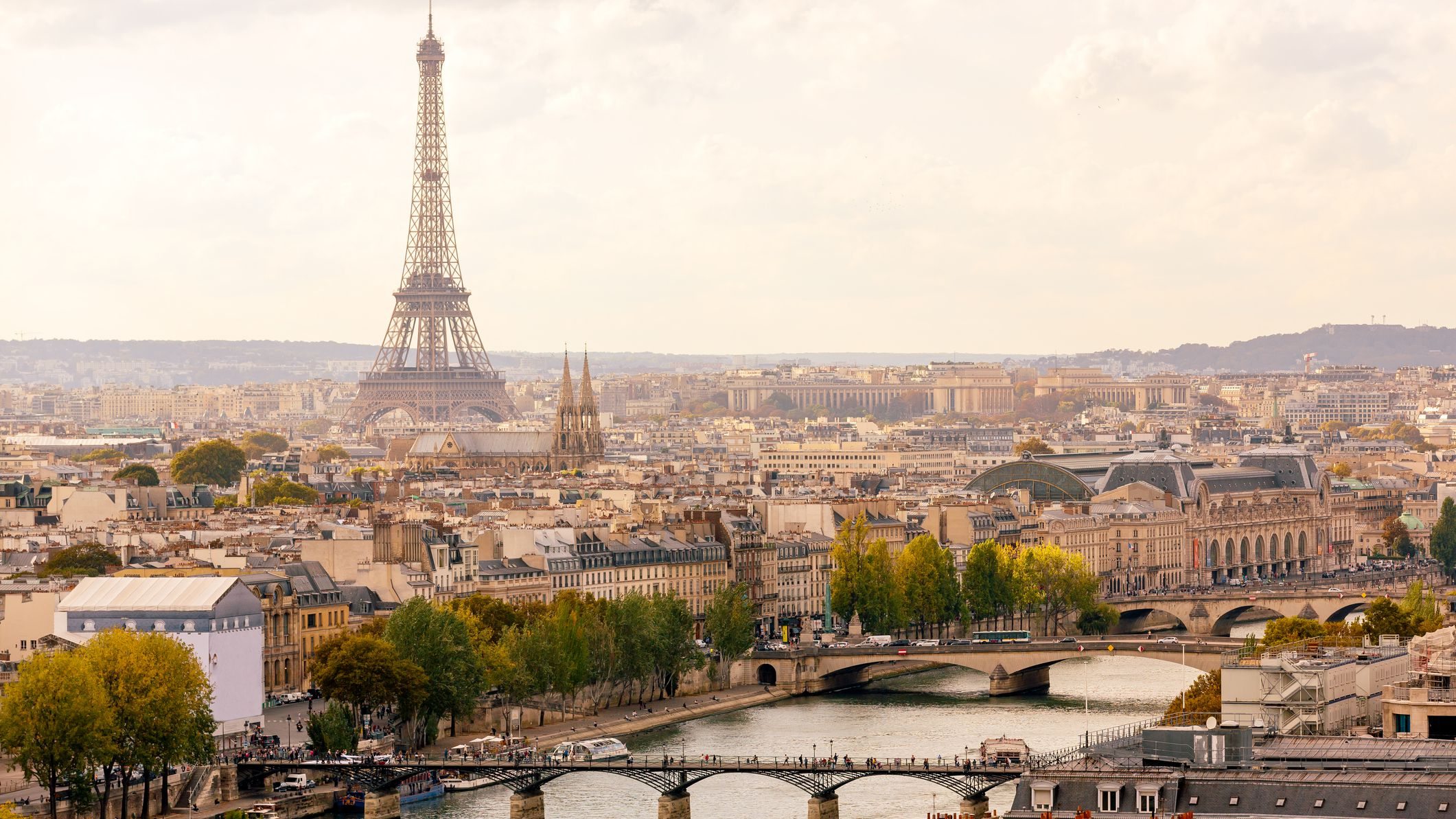 How to Get From Charles de Gaulle Airport to Paris