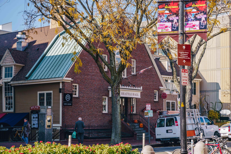 Brattle Hall in Boston
