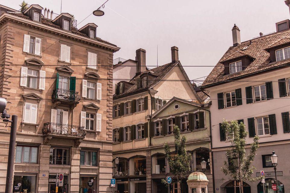Zurich's Old Town