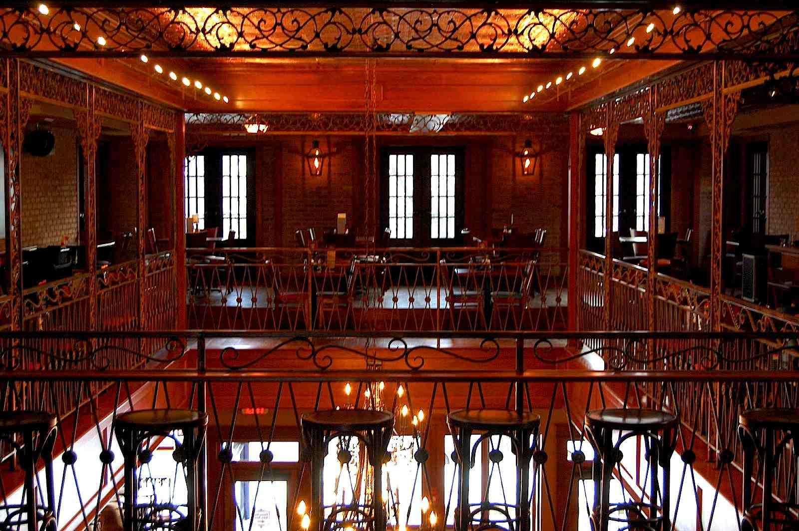 Bourbon Street Barrel Room