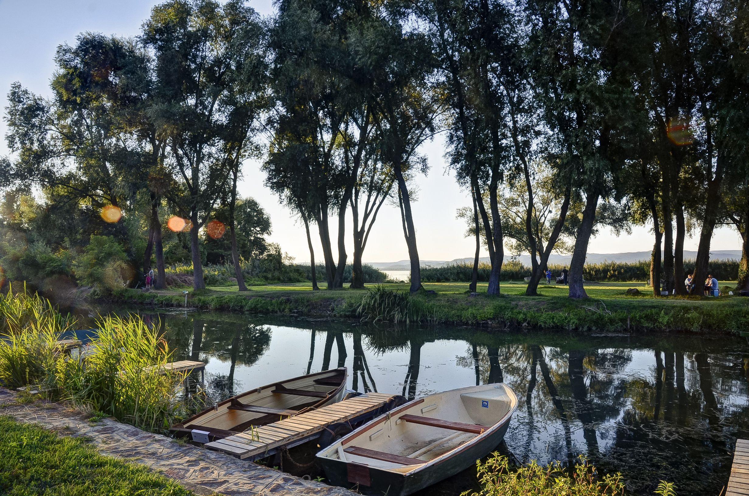 Lake Balaton Boats