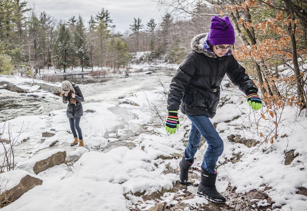 5 Great Winter Hikes in Pennsylvania