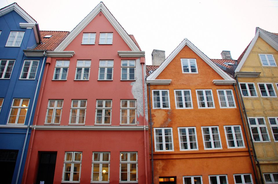 residential buildings in copenhagen