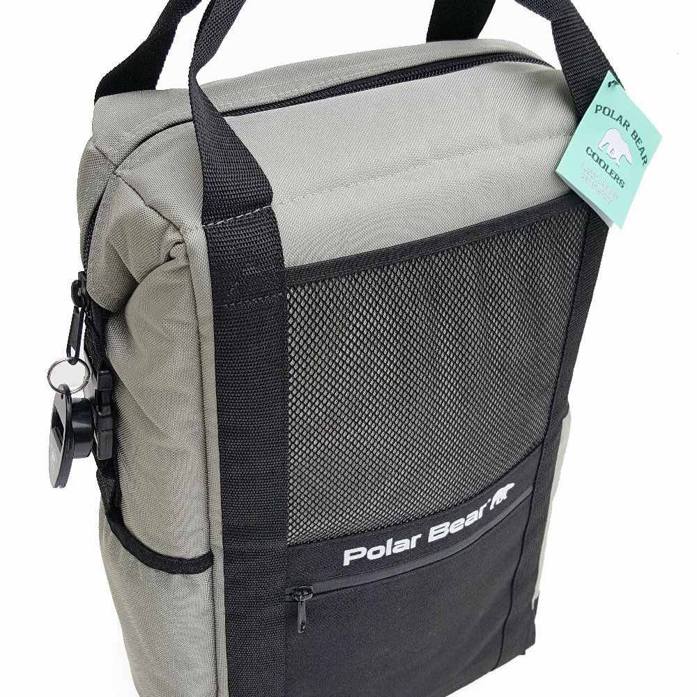 ed0fd2a1c2 Best Overall  Polar Bear Coolers Solar Bear Series Soft Cooler