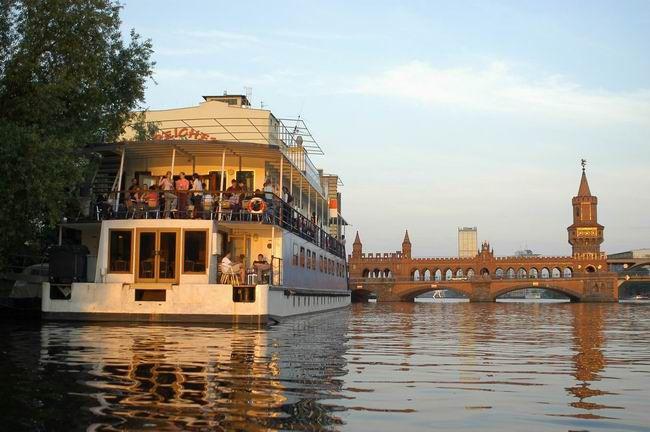 Boat Hostel Berlin