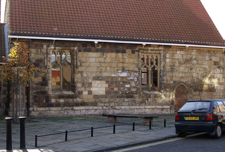 Bedern Chapel