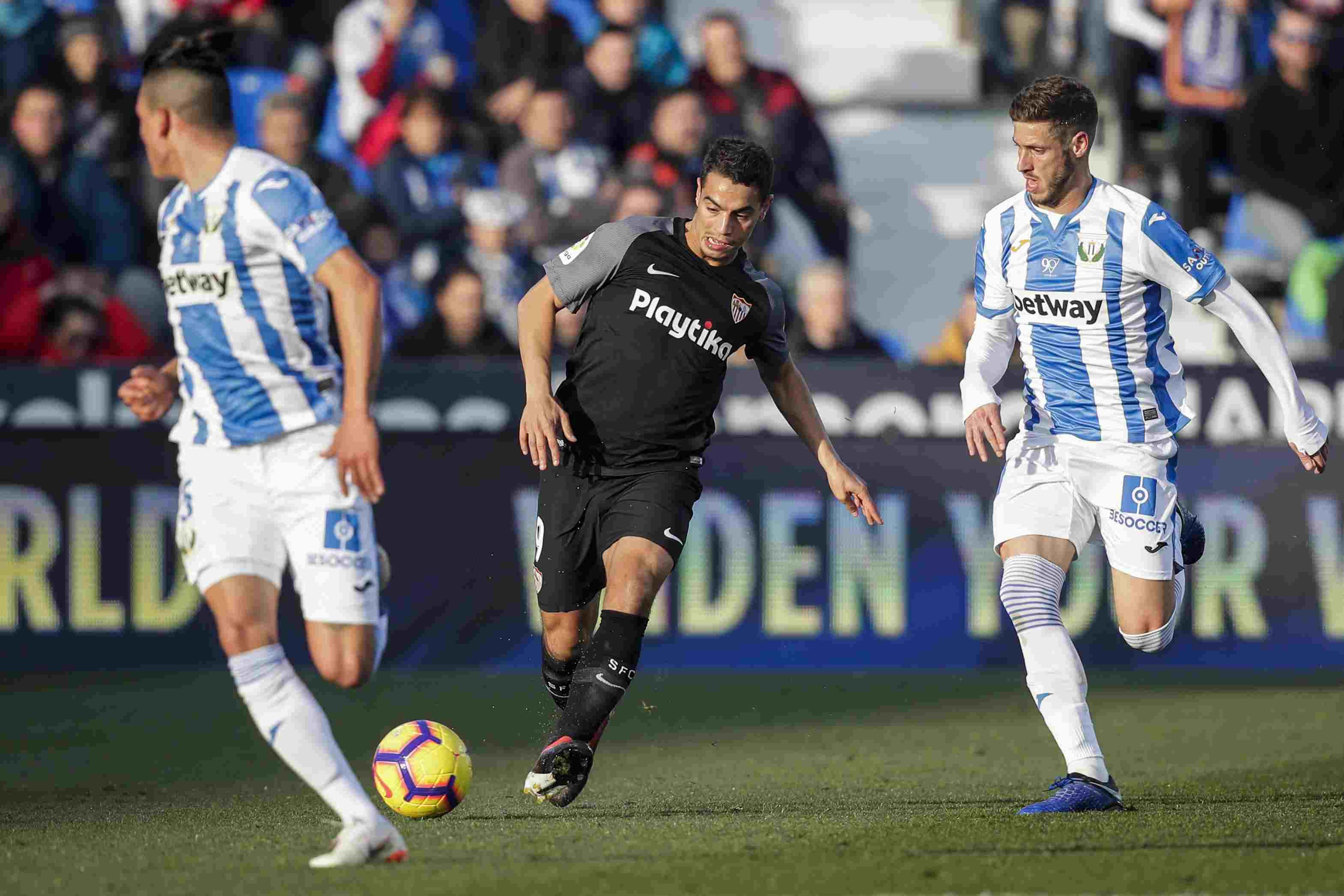 Leganes v Sevilla - La Liga Santander