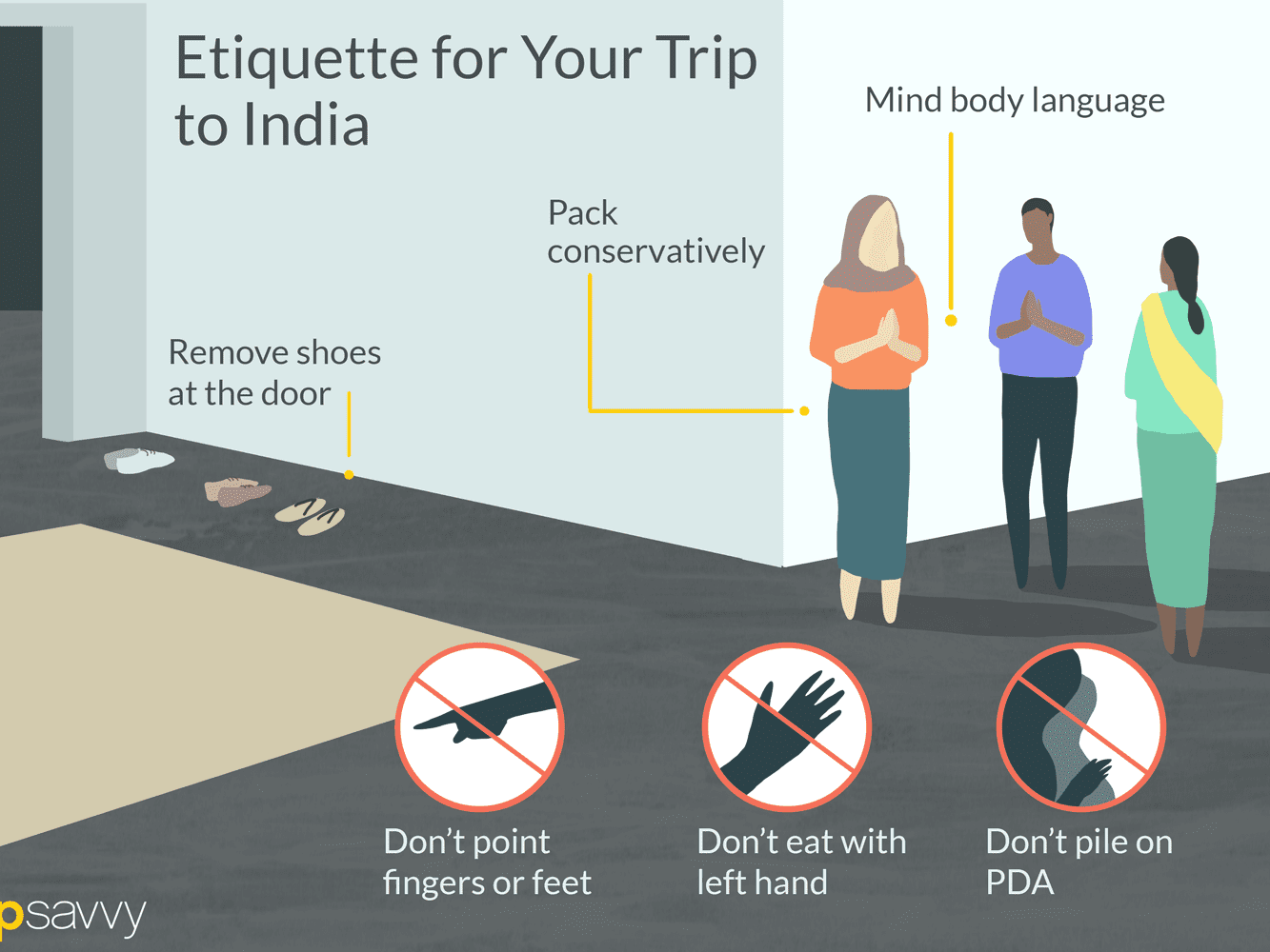 Indian Etiquette Don'ts: 12 Things Not to Do in India