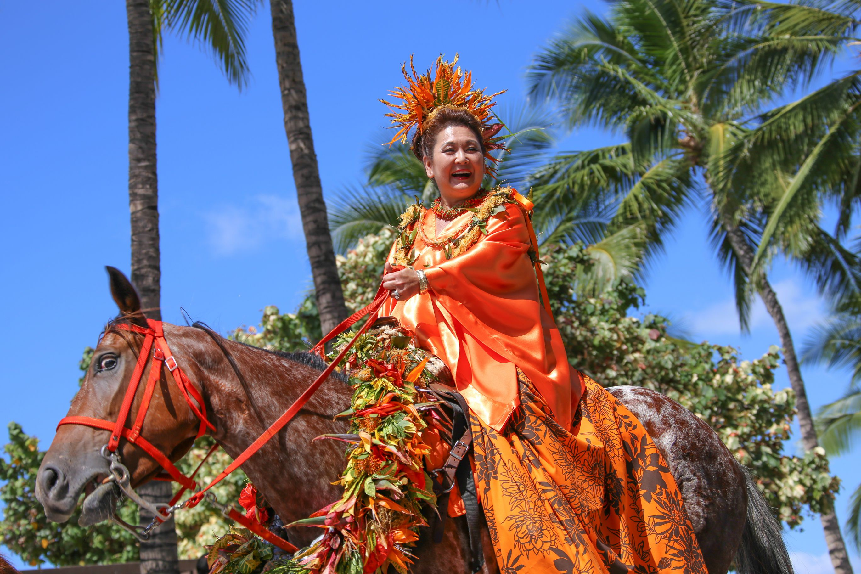 Princess of the Island of Lanai