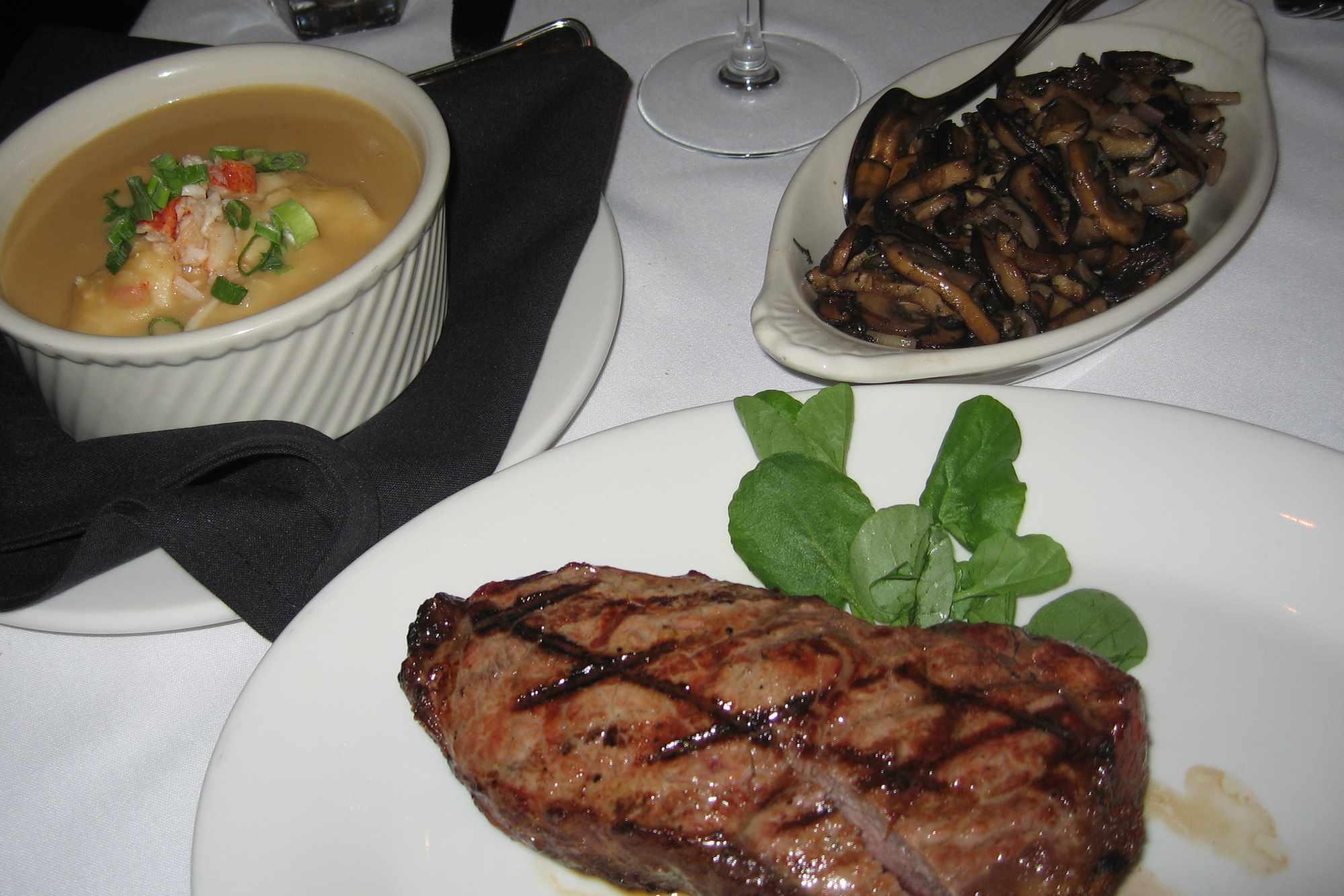 Phoenix Steakhouse Shula S America Steak House