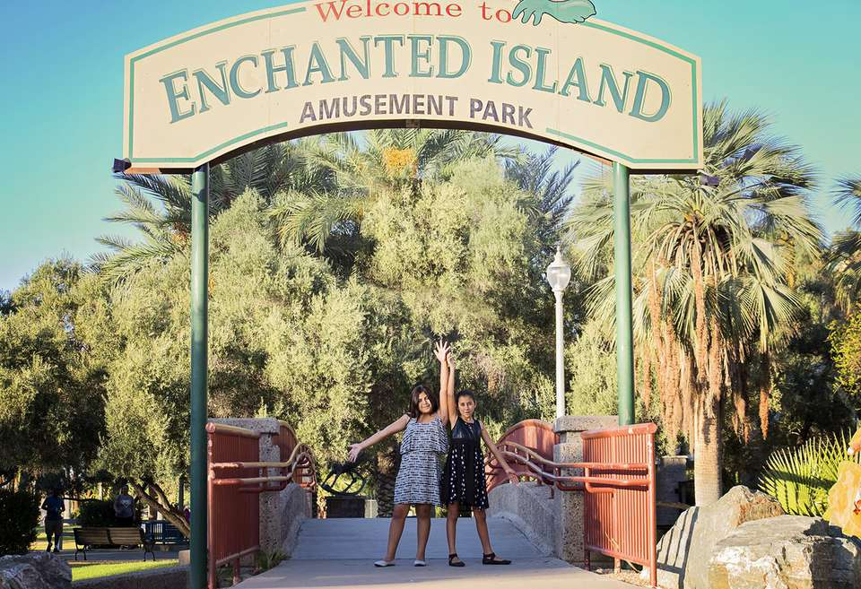 Enchanted Island Arizona