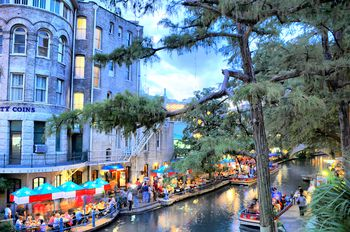Riverwalk San Antonio Texas Restaurants