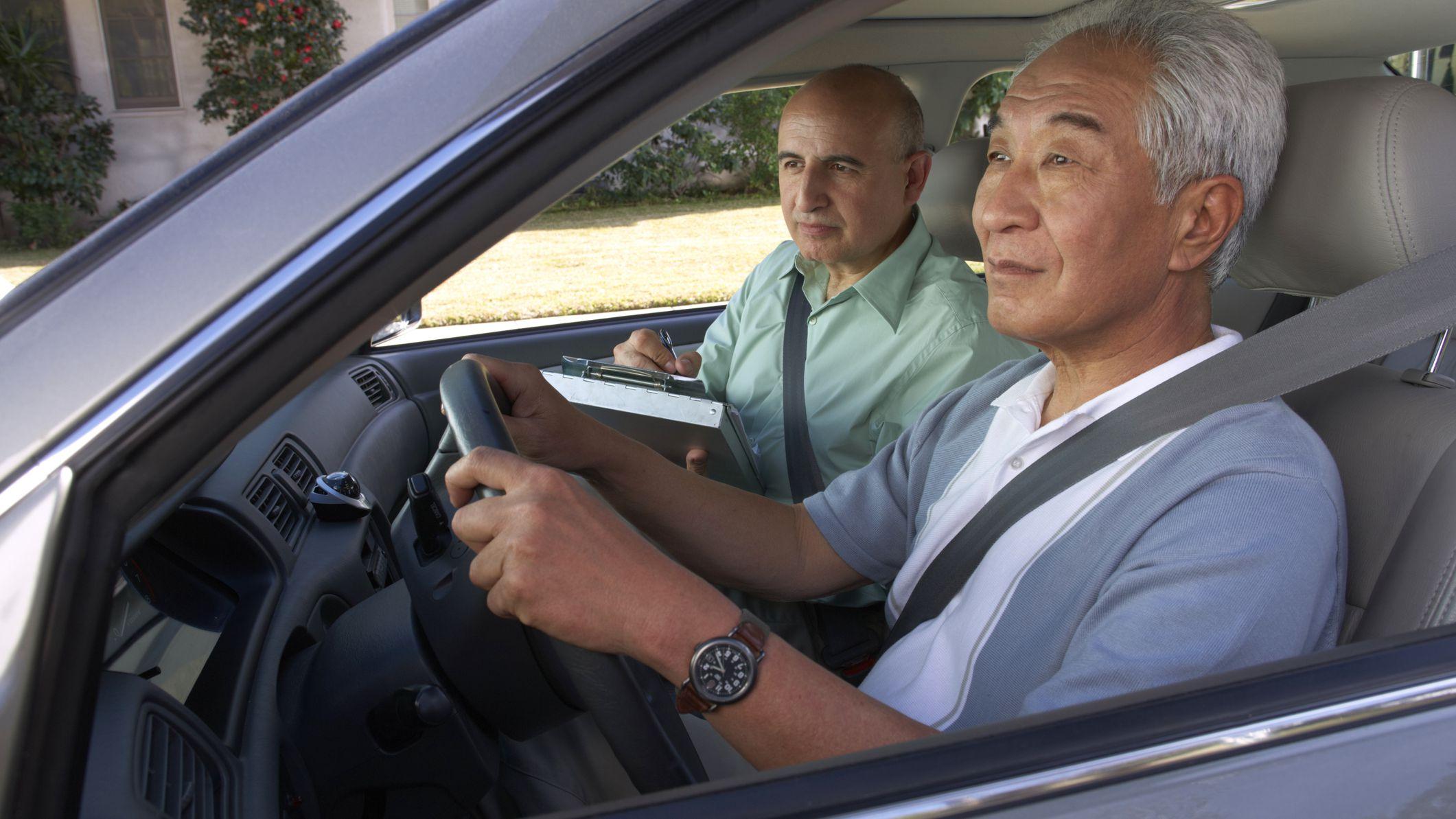 missouri drivers license test points