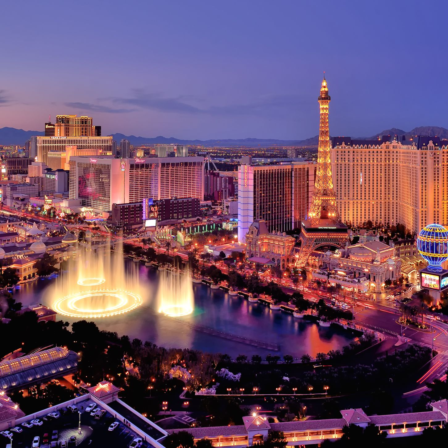 How Many People Live in Las Vegas?