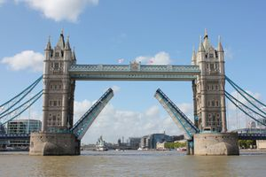 One of London's most iconic sights