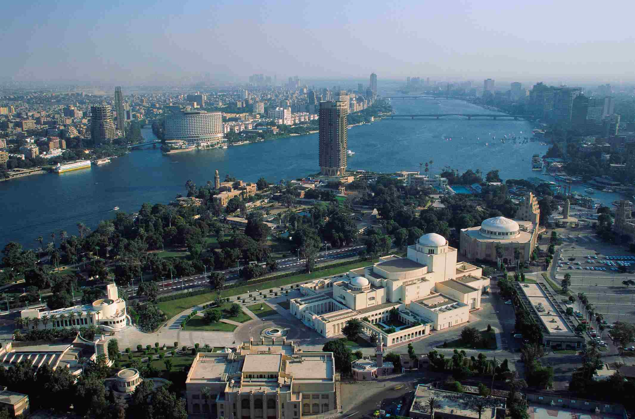 Cairo Opera House in Cairo, Egypt
