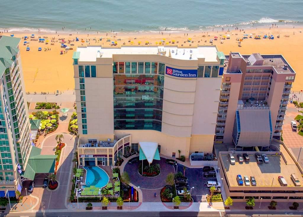 Oceanfront Virginia Beach Hotels