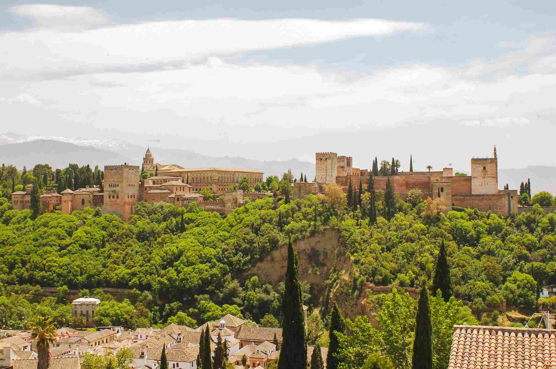 What to Do and Where to Go in Granada, Spain