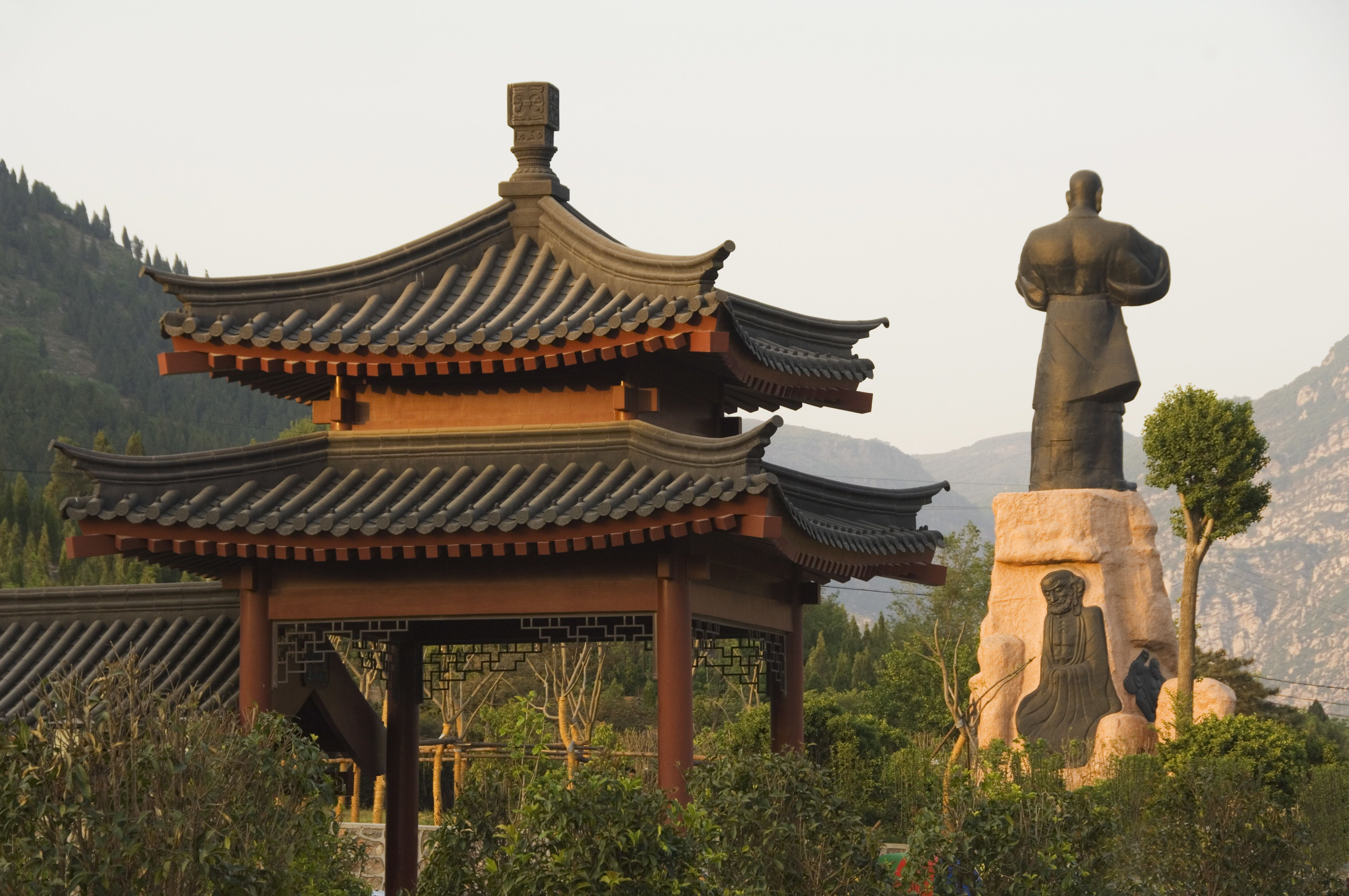 Visiting The Shaolin Temple