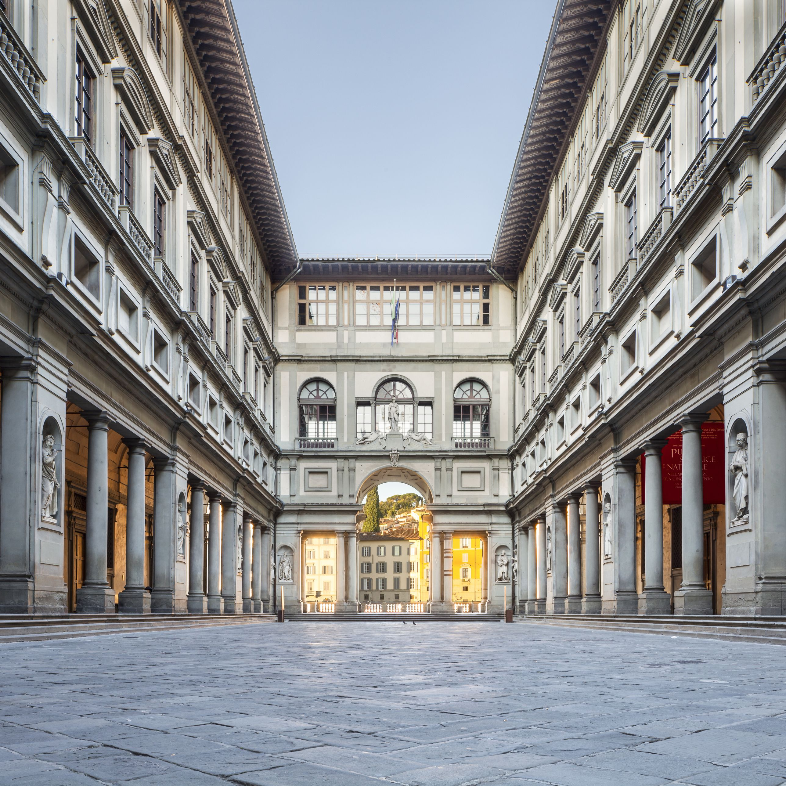 Guide to the Uffizi Gallery in Florence