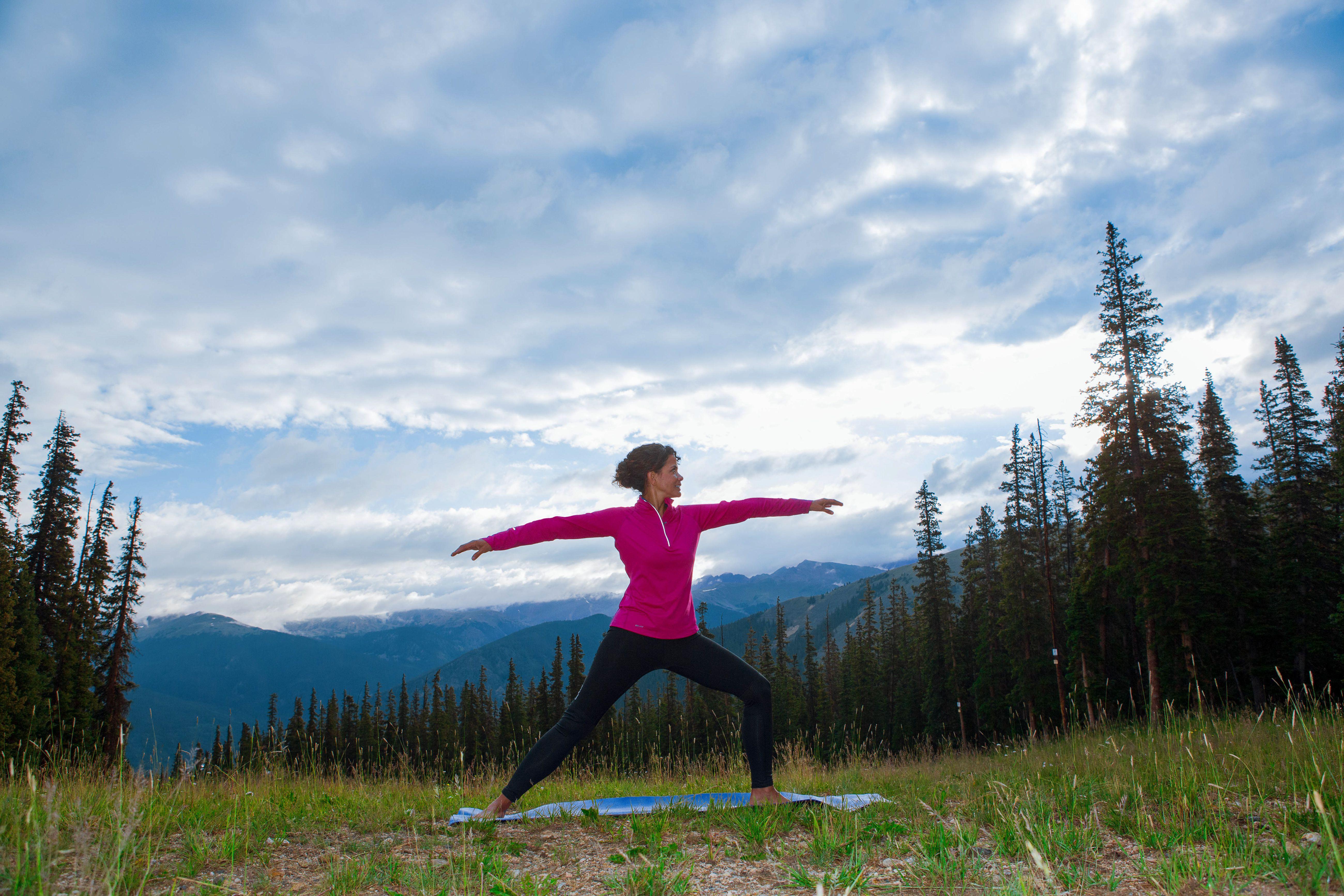 Yoga in Keystone