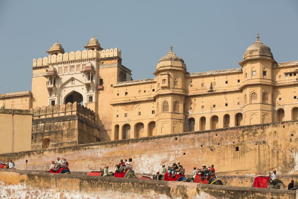 Amber Fort, Jaipur.