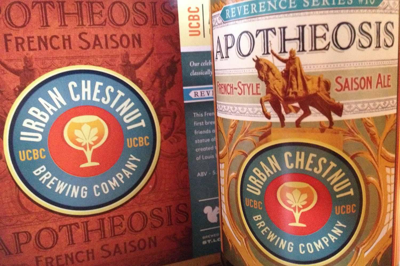 Urban Chestnut Beer