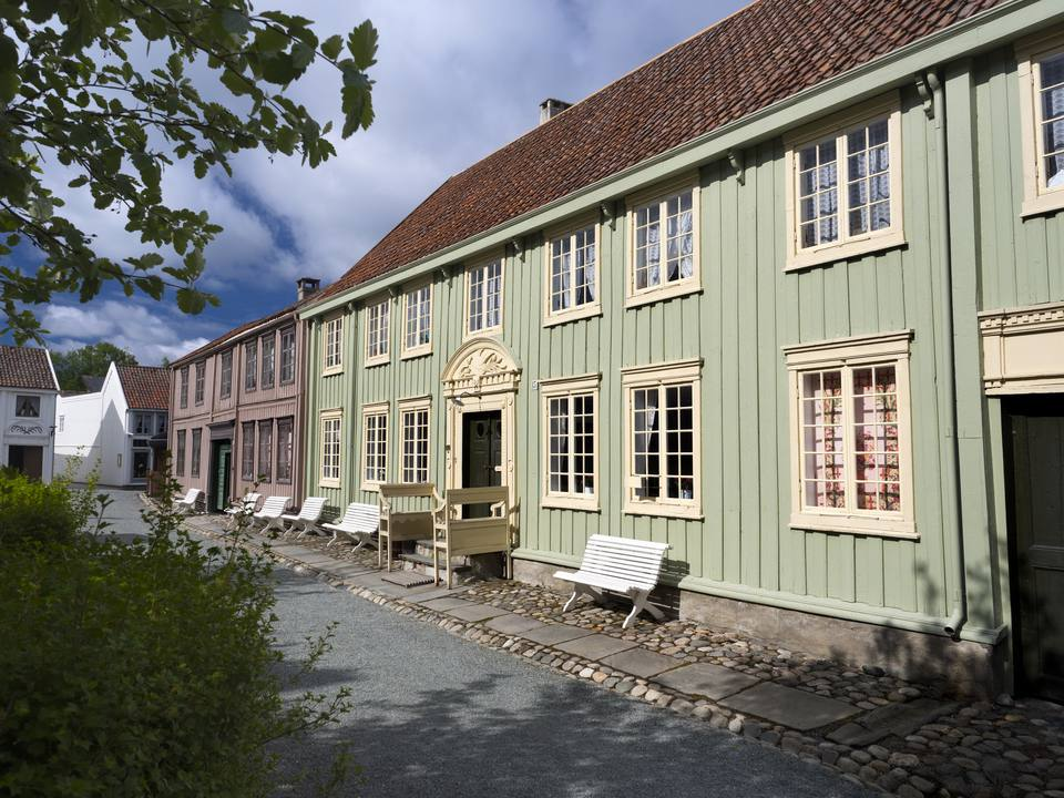 Things you should avoid in norway street with old wooden houses in trondheim norway reheart Choice Image