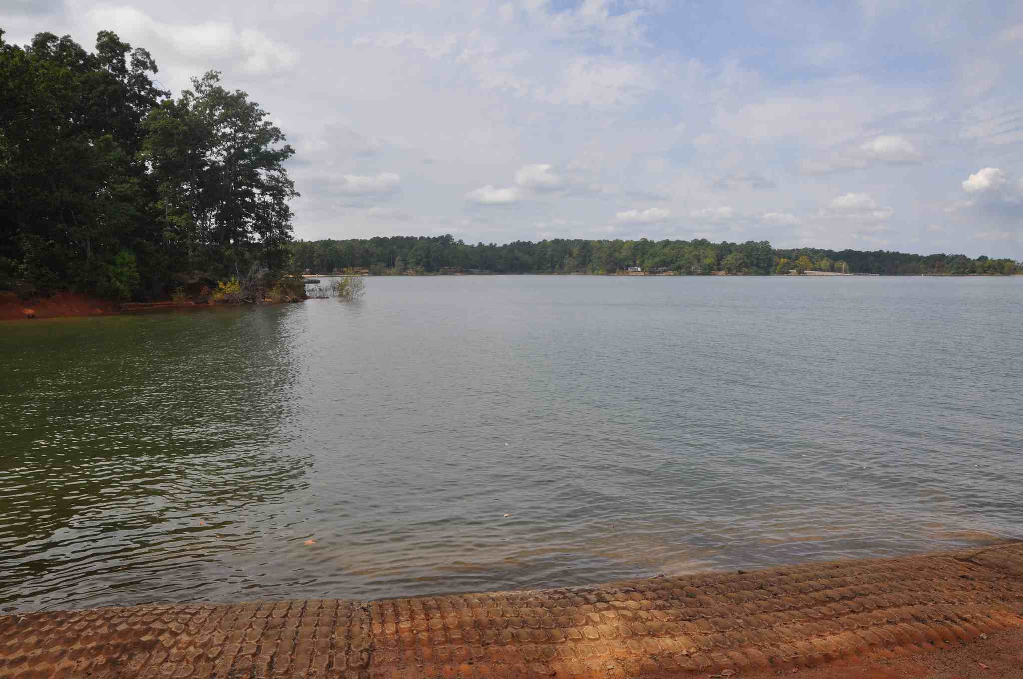 Hartwell Lake, Georgia