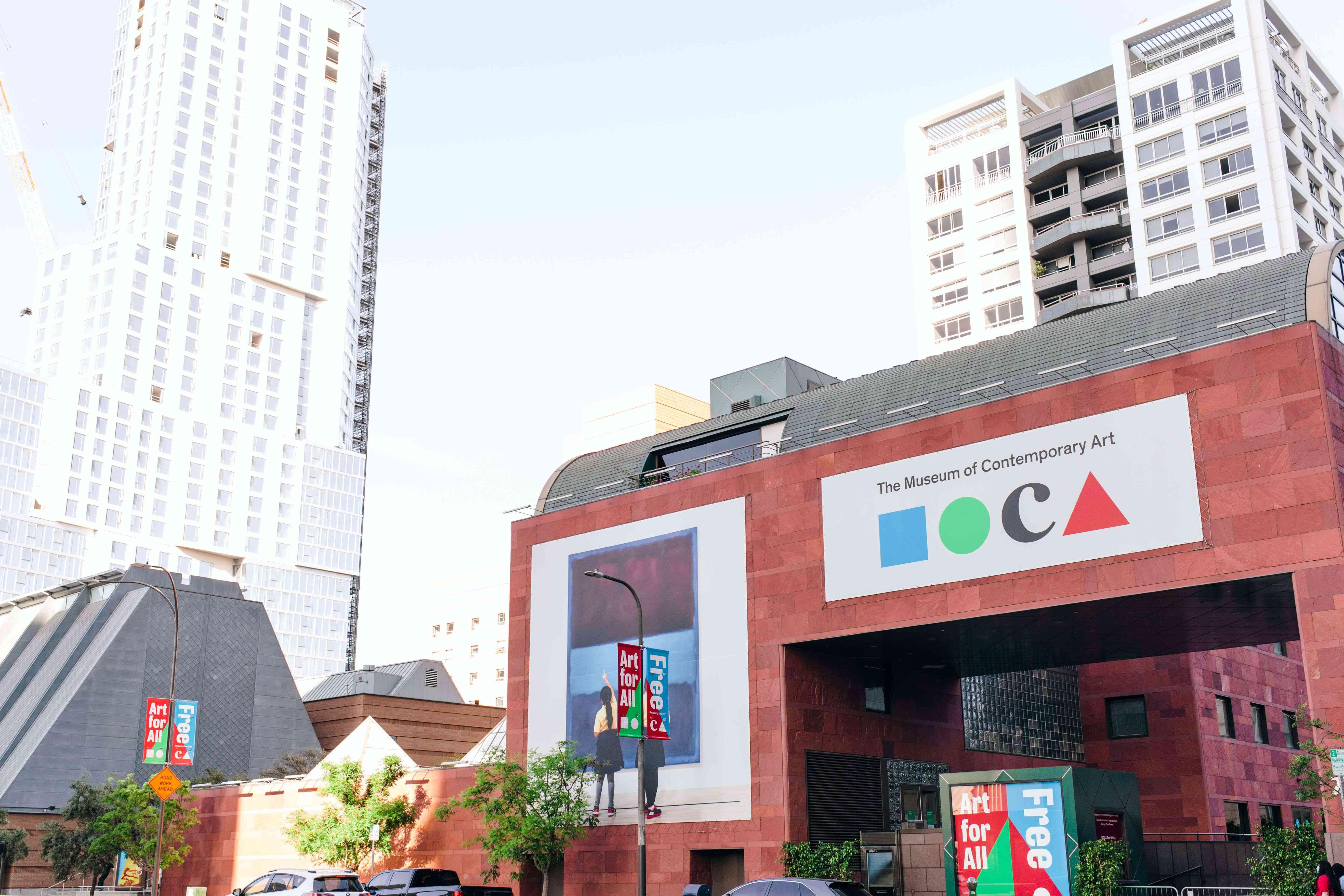 MOCA Los Angeles
