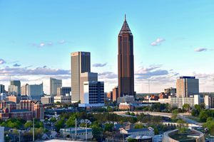 Atlanta offers many budget travel opportunities.