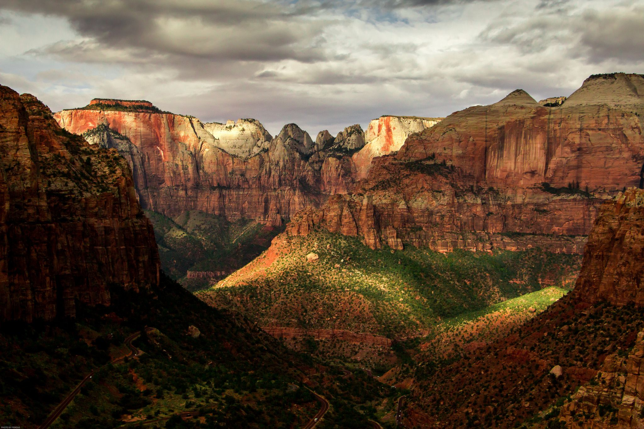 Zion National Park Utah A Travel Guide
