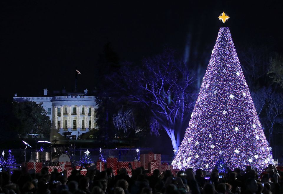 2016 National Christmas Tree