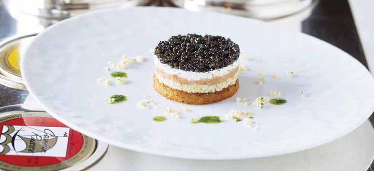 Caviar parfair