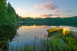 Algonquin Canoes
