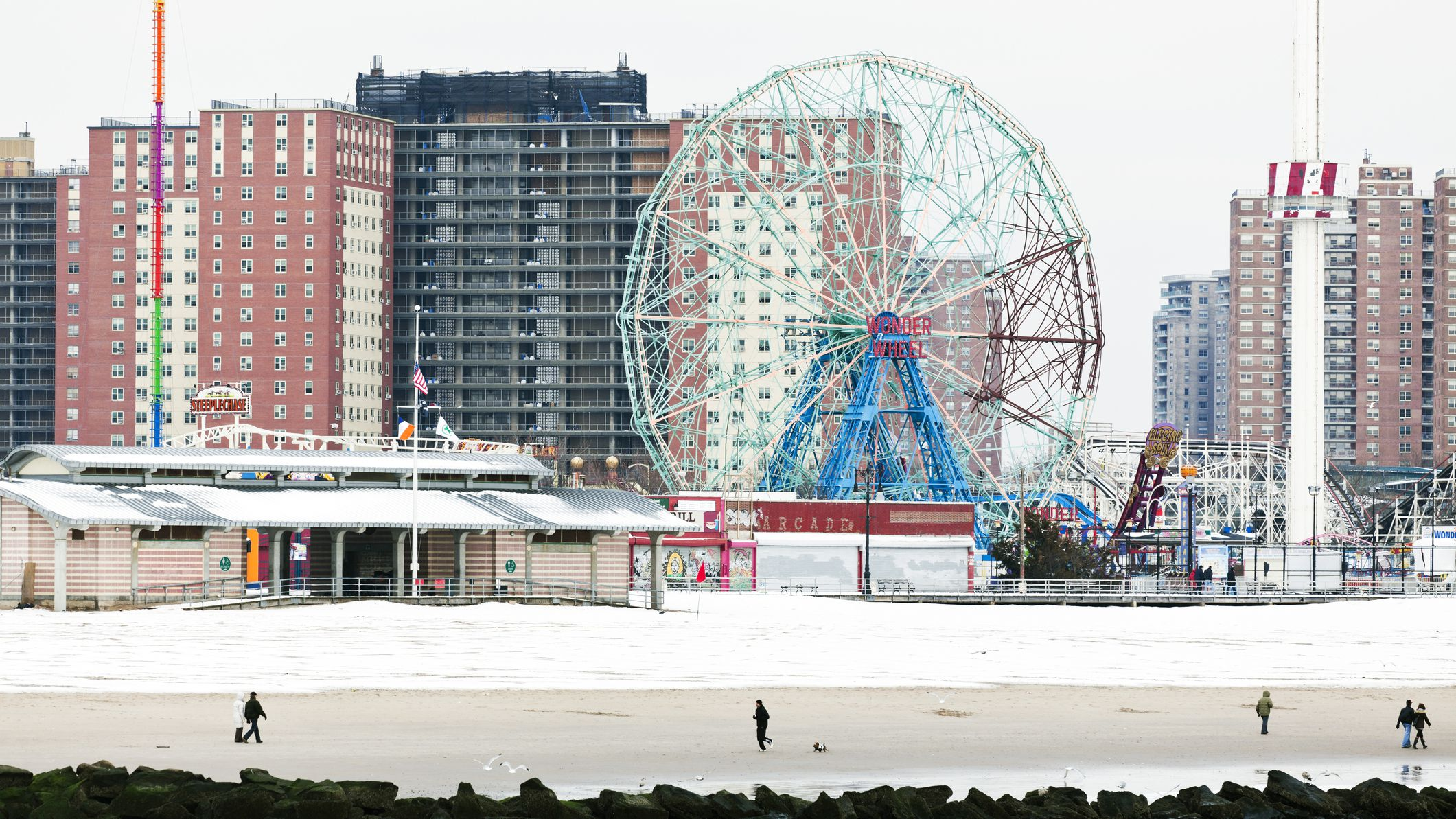 Coney Island Christmas.The Best Things To Do At New York S Coney Island In Winter