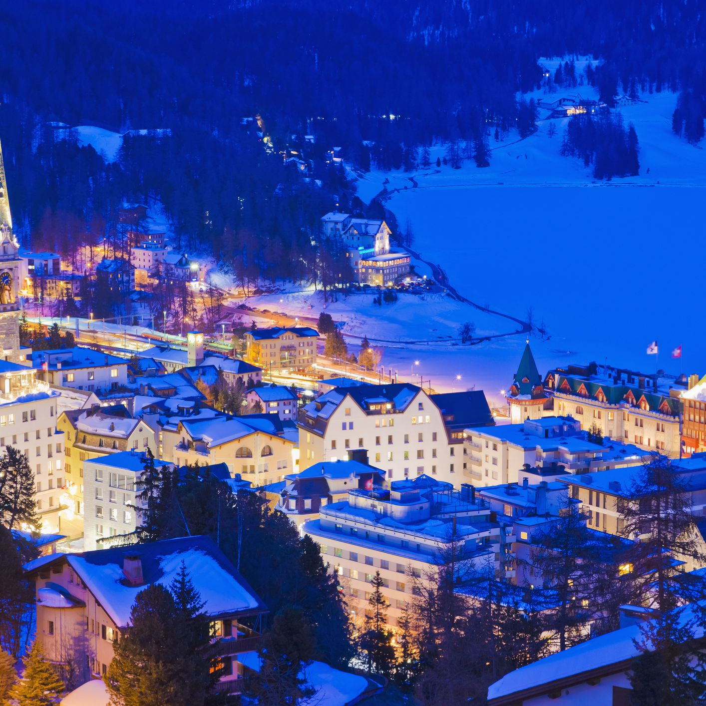 The 9 Best Things to Do in St. Moritz, Switzerland