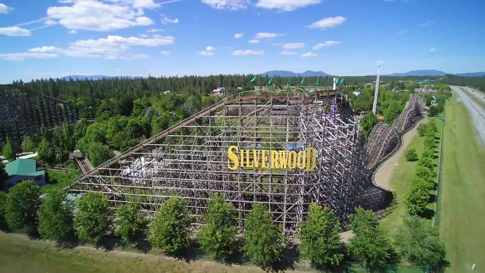 Silverwood Theme Park Idaho
