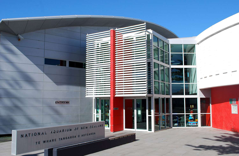 National Aquarium of New Zealand, Napier, New Zealand