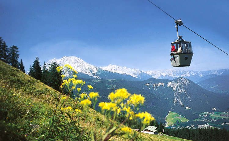 What to Do in Berchtesgaden, Germany