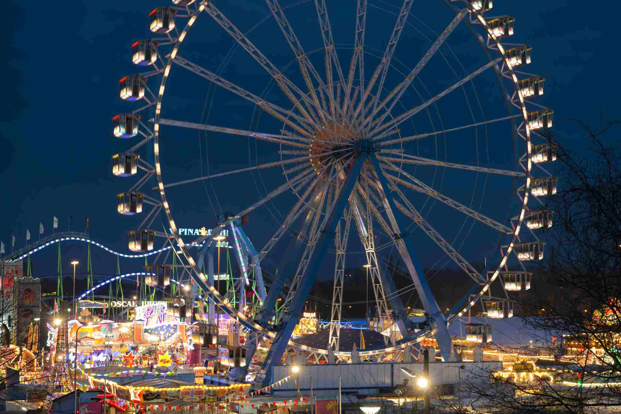 Feria de Primavera de Frankfurt