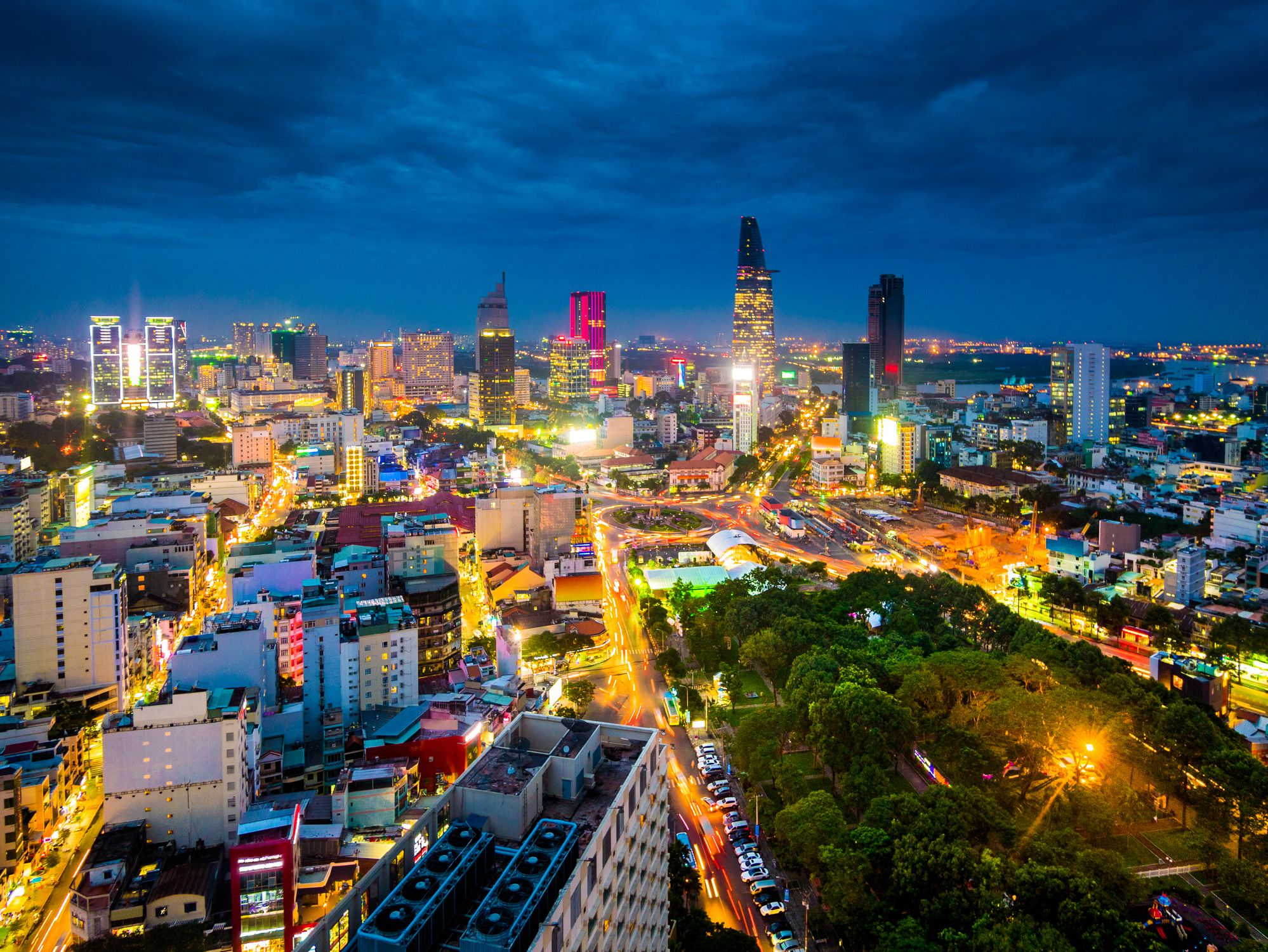 How to Deal with Ho Chi Minh City's Tropical Weather and Climate