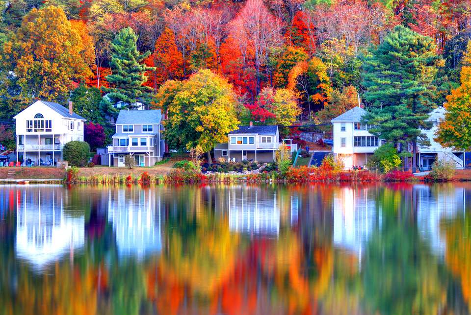 New England Fall Foliage Season Guide