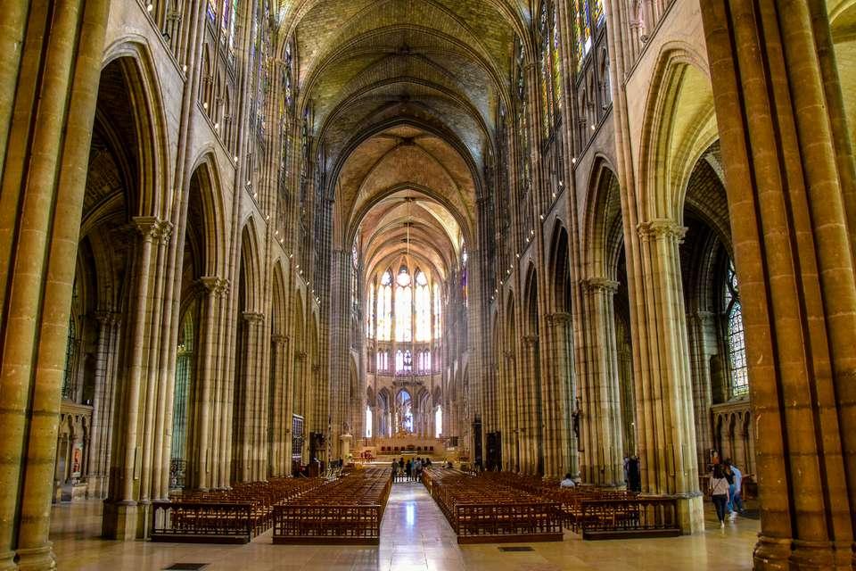 Saint-Denis Basilica, Paris, France