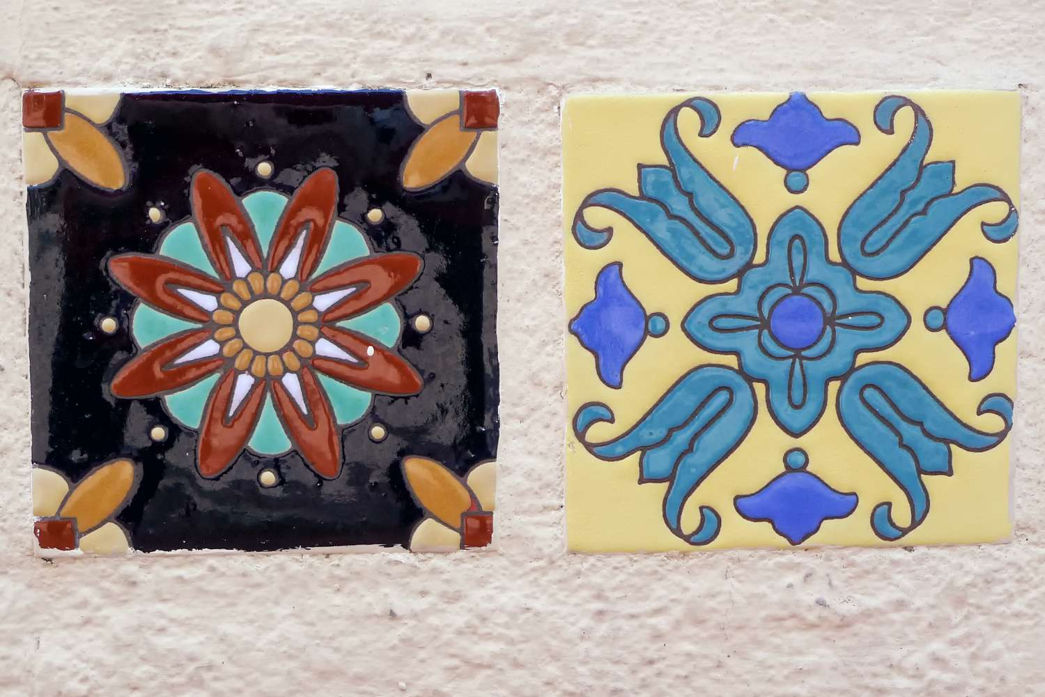Samples of Catalina Tile