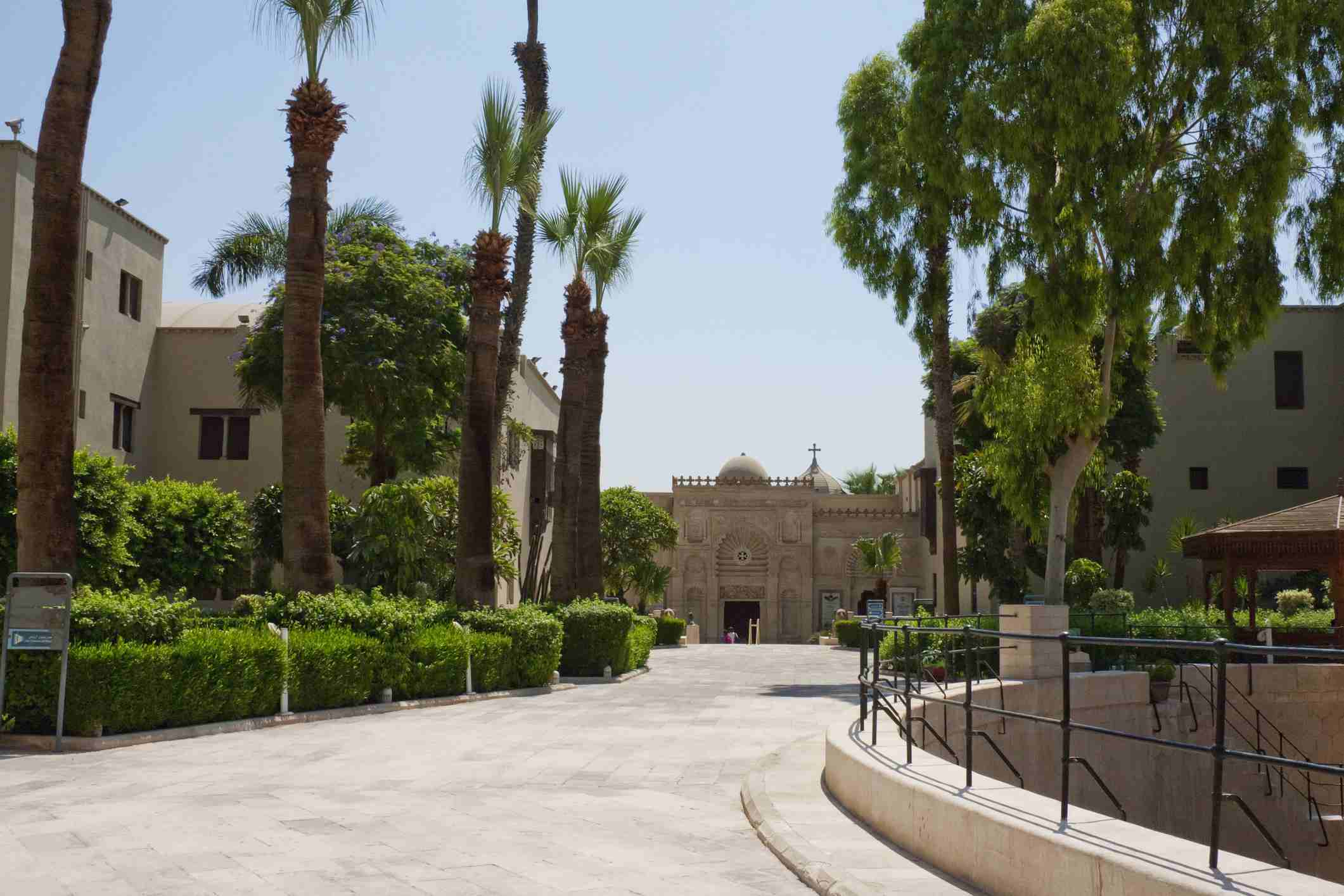 The Coptic Museum in Cairo, Egypt
